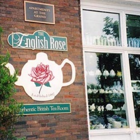 English Rose Tea Room