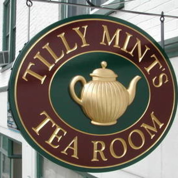 Tilly Mint's Tea Room