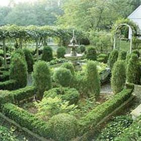Sundial Gardens And Tea Room