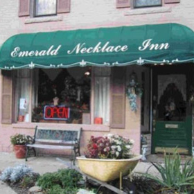 Emerald Necklace Inn Tea Room