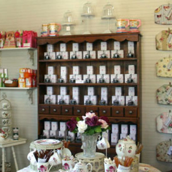 Rose Cottage And Victorian Tea Room