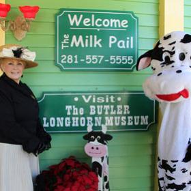 Milk Pail Tea Room League City