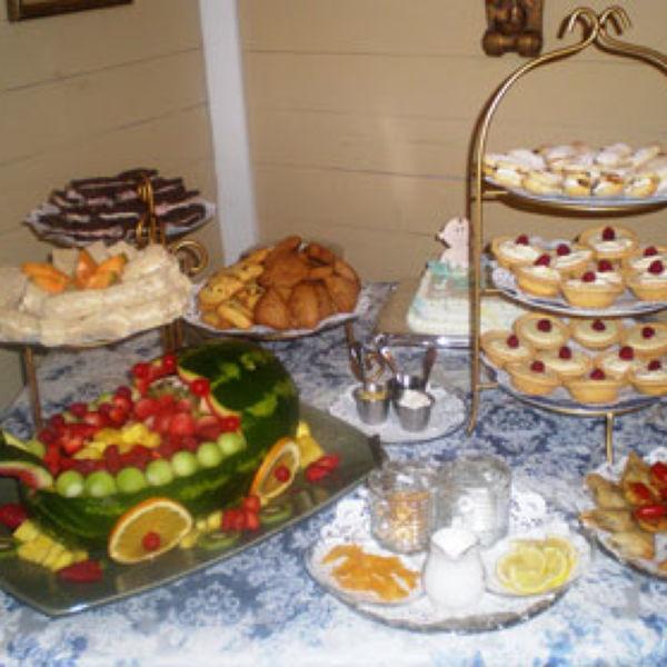 Tea Room In Montgomery Tx