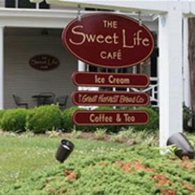 The Sweet Life Cafe