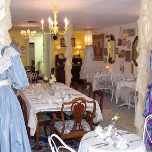 Tea Room In Naples Fl