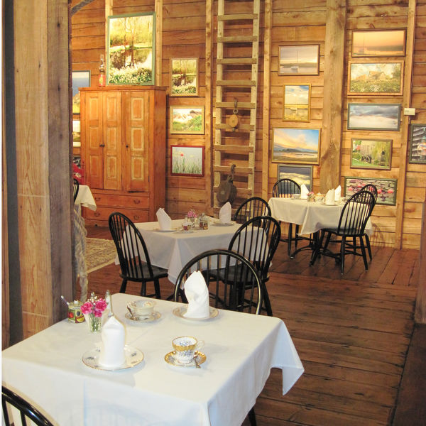 Borsari Gallery Tea Room