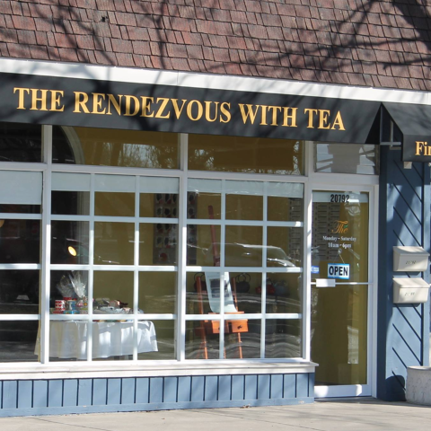 The Rendezvous With Tea