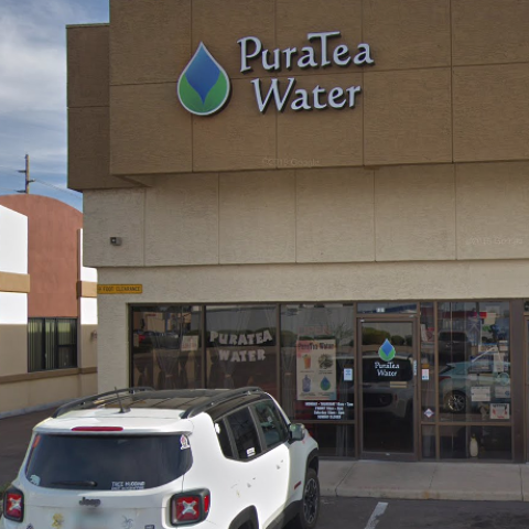 PuraTea Water