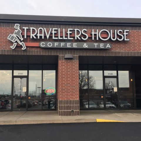 Travellers House Coffee and Tea