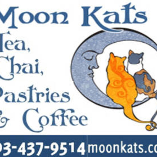 Moon Kats Tea, Chai, Pastries, & Coffee