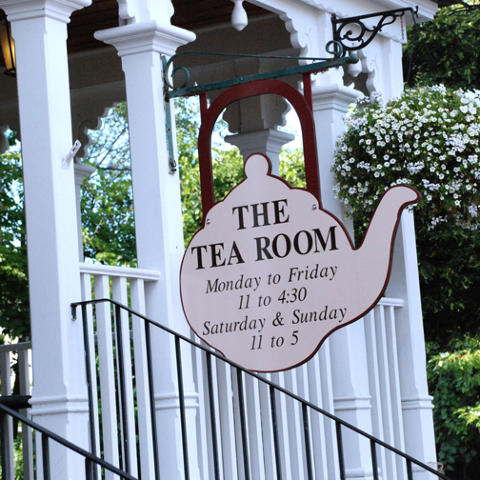 The Tea Room