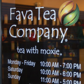 Fava Tea Company-- Greenfield