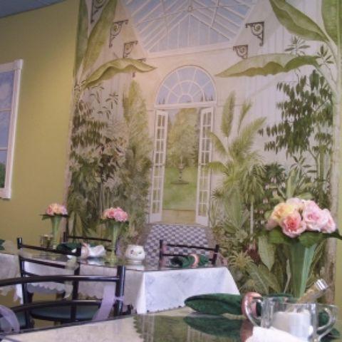 The Victorian Garden Tea Room