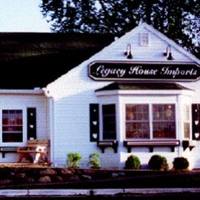 Legacy House Imports Gift Shop and Tea Room