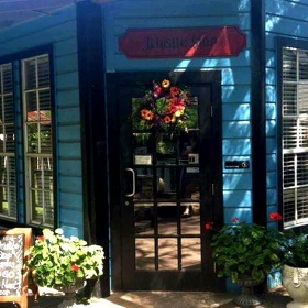 The Whistle Stop - A Texas Tearoom
