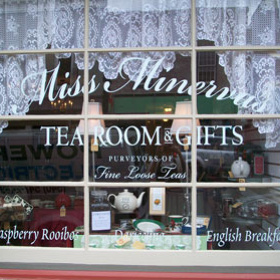 Miss Minerva's Tea Room & Gift Shop