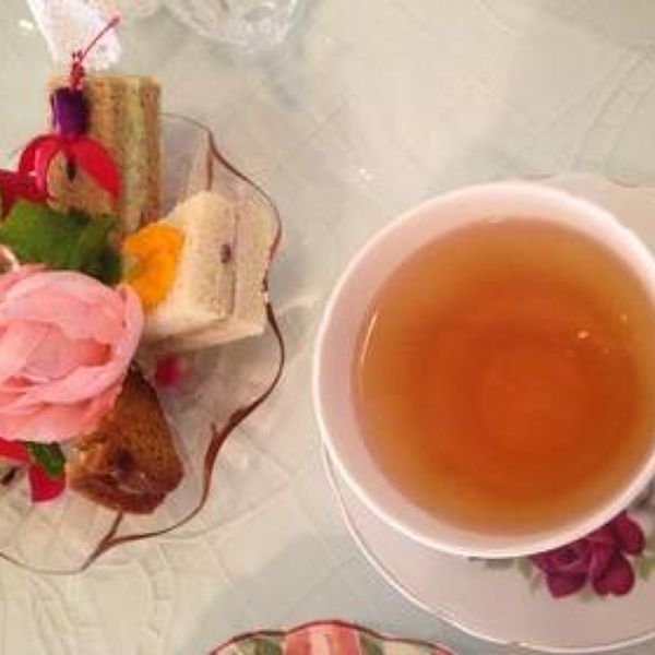 Four Seasons Tea Room Pasadena