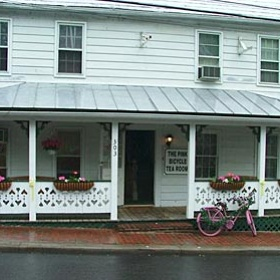 The Pink Bicycle Tea Room